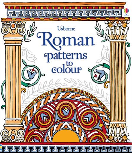 9781409582304-roman-patterns-to-colour