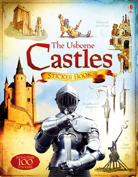 castles-sticker-book