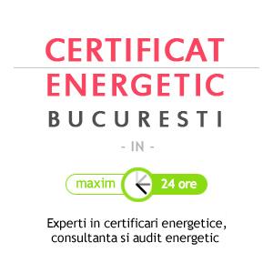 performanţa energetică certificat