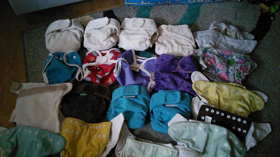 Scutece textile – noțiuni de bază (I)
