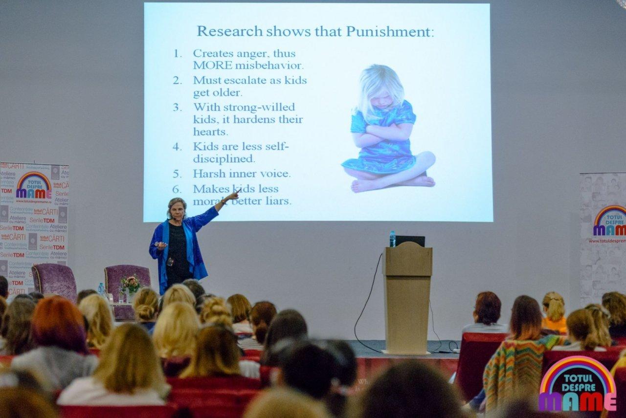 Dr Markham despre pedeapsa
