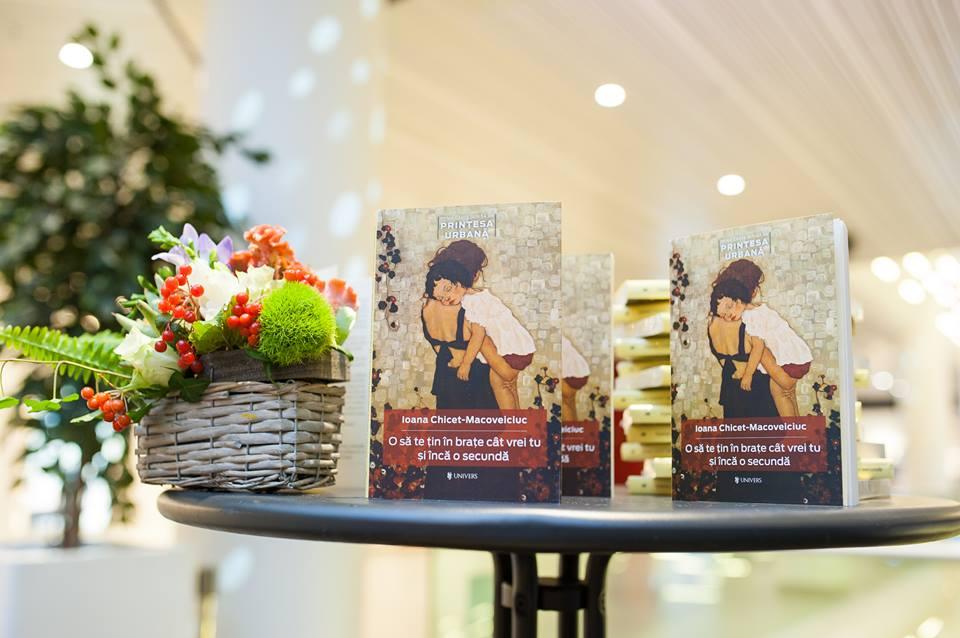 O prințesă… urbană + Lansare la Piatra Neamț